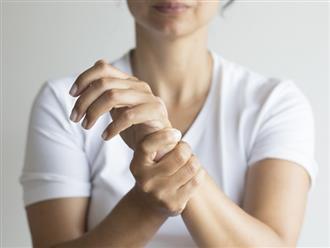 Nếu thường xuyên bị tê mỏi tay hãy hết sức cảnh giác vì đây là dấu hiệu của những căn bệnh nguy hiểm này