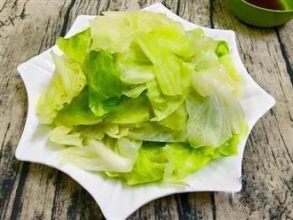 Top 3 thực phẩm dễ tiêu hóa cho dạ dày nhạy cảm, lưu lại ngay sẽ có lúc cần