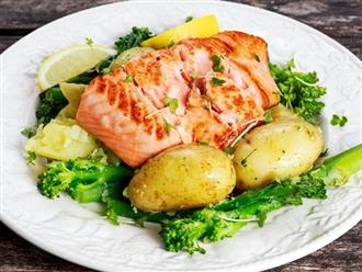 Top 4 thực phẩm nên ăn thường xuyên để tăng cường sức khỏe não bộ