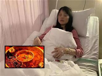 Trời lạnh thèm ăn lẩu, mẹ bầu đau đớn mất con chưa lọt lòng, lời cảnh tỉnh cho phụ nữ đang mang thai