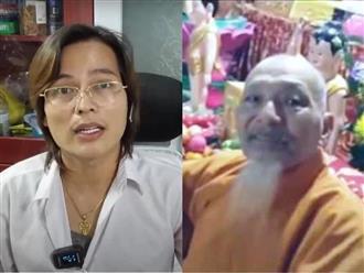 'Thầy ông nội' của 'Tịnh thất bồng lai' Lê Tùng Vân vừa bị chính con trai tố cáo là ai?