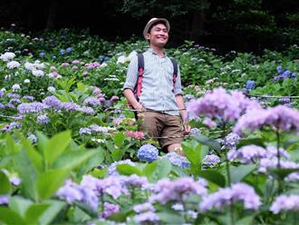 'Ngỡ ngàng, ngơ ngác' trước vẻ đẹp lung linh của 'thánh địa cẩm tú cầu' Kamakura tại Nhật Bản