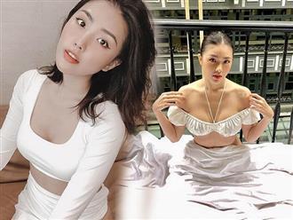 Mê đắm với gu thời trang GỢI CẢM khi rời bỏ đồng phục của 'hot girl hàng không', đặc biệt cả NHAN SẮC và VÓC DÁNG đều nổi trội