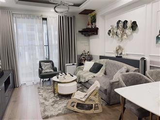 Với diện tích 'khiêm tốn', căn hộ 'lai Tây' của đôi vợ chồng chinh phục được những gia chủ 'khó chiều' nhất