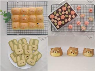 Với khiếu nghệ thuật 'trời cho', cô gái Sài Thành bất ngờ 'si tình' với bếp và tạo ra loạt mẫu bánh đẹp 'hút hồn'
