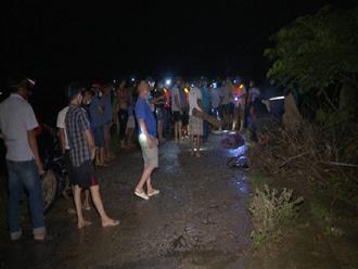 Thương tâm thai phụ trẻ ở Quảng Bình bỏ mạng giữa dòng lũ dữ, thi thể được tìm thấy ở cánh đồng ngập nước