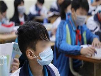 20 giáo viên và học sinh ở Hà Nam mắc Covid-19, hàng ngày đến trường theo lịch, có yếu tố dịch tễ cơ bản giống nhau