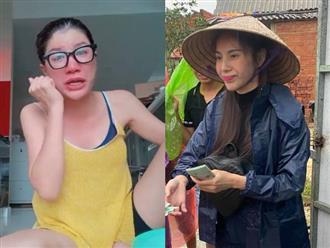 Bị VTV 'điểm mặt', Trang Trần thừa nhận 'không oan, có chửi bậy', tiết lộ chảy nước mắt khi thấy Thủy Tiên bị antifan vu khống