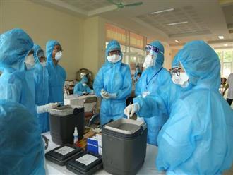 Chiều 19/9: 3 nhân viên y tế ở Bệnh viện Bệnh Nhiệt đới TW nhiễm Covid-19, Hà Nội thêm 19 ca mắc mới