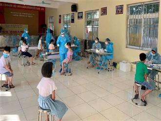 Dịch lan ra nhiều trường học ở Hà Nam, đã có 41 học sinh và giáo viên mắc Covid-19, hàng trăm trường hợp F1