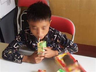 Hy hữu bé trai ở Sơn La đi lạc suốt 3 ngày gần 110km trong rừng, được tìm thấy trong tình trạng đói, lả