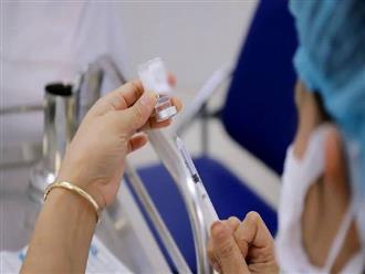Hy hữu nữ giáo viên ở Quảng Bình tiêm 2 mũi vắc xin phòng Covid-19 cách nhau 10 phút: 'Tôi định tiêm 4 bàn 4 mũi'