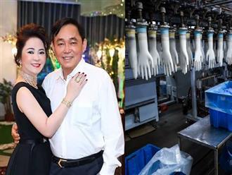 'Lơ' ồn ào, bà Phương Hằng bất ngờ thông báo tin vui giữa đêm: 'Hiến tặng lô găng tay đầu tiên cho y tế nước nhà'