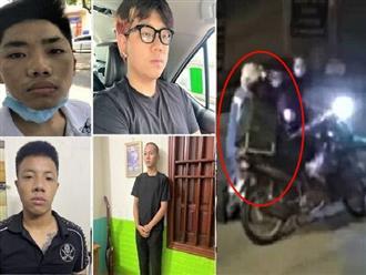 Lời khai gây 'sốc' của 4 kẻ cướp xe máy nữ lao công ở Hà Nội: Mang kiếm trong người, cướp tài sản để lấy tiền tiêu