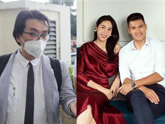 Mạng xã hội đồn thổi ầm ĩ 'vợ chồng Công Vinh bị bắt', luật sự khẳng định: 'Thủy Tiên đang ở nhà sinh hoạt bình thường'