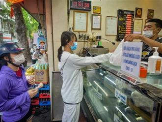 NÓNG: Hà Nội nới lỏng giãn cách, chính thức cho mở lại nhiều dịch vụ từ 6h ngày 21/9, có cắt tóc, gội đầu...