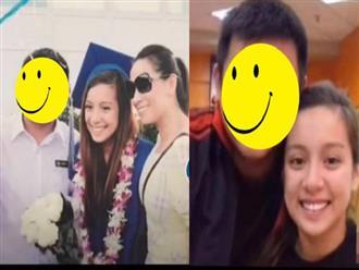 Rò rỉ hình ảnh hiếm hoi của Phi Nhung bên bố ruột của con gái, khung hình 3 người cười vui vẻ gây 'sốt'?