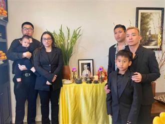 Sau hành trình gian nan, Wendy Phạm cùng gia đình đưa tro cốt Phi Nhung trở về nhà, lời chia sẻ gây xúc động mạnh