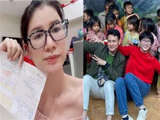 Sau tất cả, Trang Trần 'giải ngân' toàn bộ tiền xây trường cho trẻ em vùng cao, tuyên bố 'xóa tài khoản từ thiện'