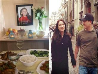 Tự nấu mâm cơm cúng thất đầu cho Phi Nhung, em trai ruột nghẹn nước mắt trước di ảnh: 'Chị về bên má thật vui vẻ, an nhiên''
