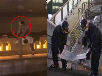 Nghi phạm đánh đập, đẩy nam sinh xuống sông ở Nhật Bản đã bỏ trốn, cảnh sát ráo riết truy lùng