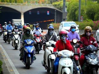 Cảnh báo 10-15h hạn chế ra đường ở TP.HCM vì tia cực tím vượt ngưỡng