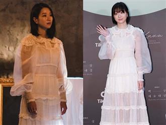 """1 chiếc váy 2 số phận: """"Điên nữ Itaewon"""" bị chê khó cảm, Seo Ye Ji diện lên lại sang hết sức"""