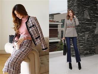 10 công thức phối đồ layer duyên dáng cho nữ công sở