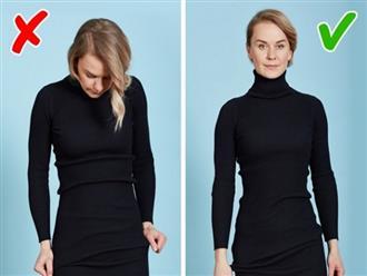 12 lỗi ăn mặc thường gặp khiến bạn trông luộm thuộm 'kém sang' trong mắt người đối diện