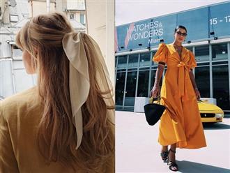 13 xu hướng thời trang dự sẽ làm mưa làm gió trong mùa hè này