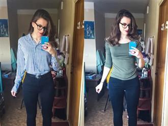 14 mẹo ăn mặc 'hack dáng' giúp chị em giấu bụng mỡ, kéo dài chân cực đơn giản
