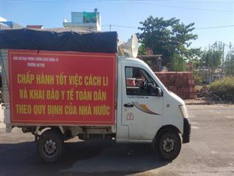 2 ca mắc Covid-19 công bố chiều 8/8 ở Quảng Nam: BN 792 làm việc tại quán bar, tiếp xúc nhiều người