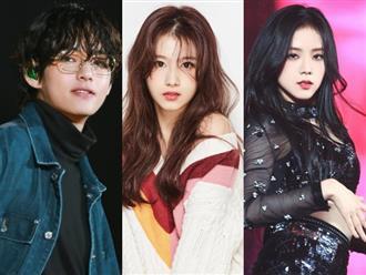 """25 ngôi sao nhạc Pop đỉnh nhất thế giới theo Bloomberg: BTS và BLACKPINK """"ra chuồng gà"""", TWICE mới là đại diện Kpop duy nhất!"""