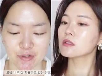 3 bí quyết giúp bạn gái sở hữu 'làn da thủy tinh', đẹp chẳng kém gái Hàn