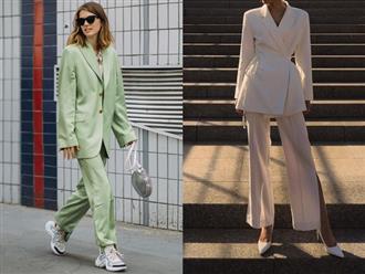3 bộ suit nhất thiết chị em nào cũng nên có!