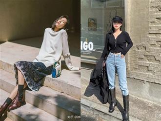 3 kiểu boots được những nàng sành điệu chăm diện nhất mùa lạnh, nàng công sở còn chờ gì mà không sắm
