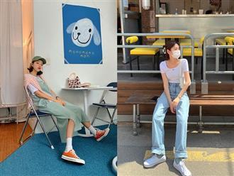 """3 kiểu giày sneaker kinh điển mùa hè, nàng nào cũng nên có để outfit """"lên hương"""""""