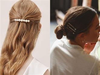3 kiểu tóc buộc vội cũng đẹp mê ly, chị em công sở ngại gì mà không thử luôn