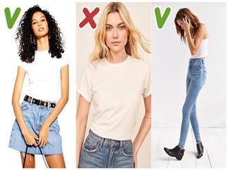 3 kiểu trang phục chị em cần loại bỏ ngay khỏi tủ quần áo, để dành chỗ cho những thứ xứng đáng hơn