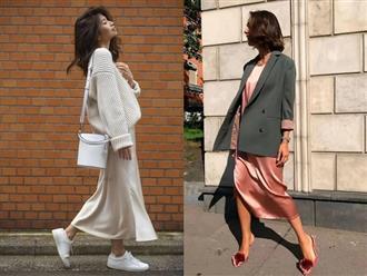 3 kiểu trang phục hợp xu hướng mùa thu