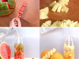 3 loại nước uống giúp đẹp da, giữ dáng lại thanh lọc cơ thể
