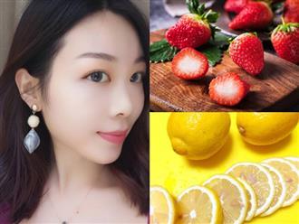 3 loại trái cây giúp giữ ẩm và làm trắng hiệu quả, chị em càng ăn nhiều thì da càng đẹp