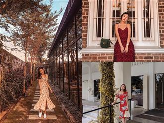 3 mẫu váy tưởng đơn giản nhưng lại giúp người mặc đẹp gọn tức thì