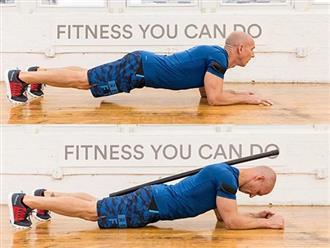 3 sai lầm khi tập plank giảm mỡ bụng khiến bạn đau nhức cơ bắp