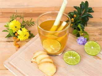 3 thức uống dùng mỗi sáng sẽ giúp da ngày càng trắng hồng, mỡ thừa tự động đào thải nhanh 'chóng mặt'