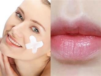 4 cách làm đẹp với kem đánh răng: Da hết thâm sạm, môi hồng hào căng mọng