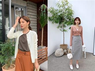 4 cách ứng dụng cardigan cho nữ công sở ngày giao mùa