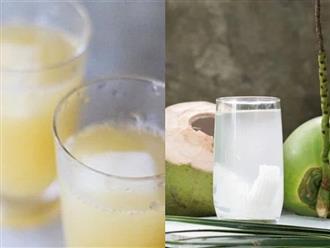4 loại nước đặc biệt ngừa lão hóa vượt trội, chị em sau 25 tuổi nên uống thường xuyên
