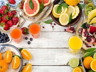 4 loại vitamin mà cơ thể rất cần trong mùa đông, vừa giúp bảo vệ làn da vừa giúp tăng cường sức đề kháng