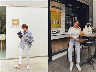 """4 lý do nàng công sở nên sắm ngay một đôi sneakers trắng: Thuyết phục nhất là khả năng """"hack"""" tuổi và sành điệu hóa style"""